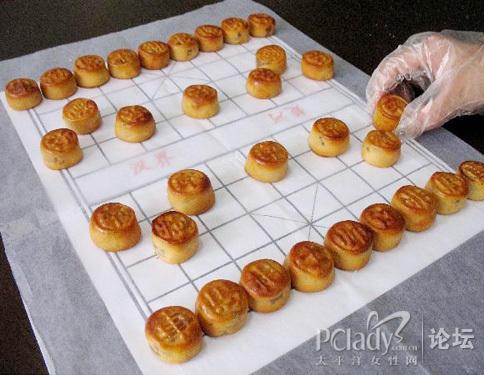 中秋节的特色月饼